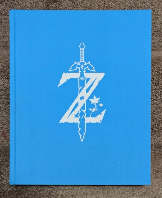 breath of the wild strategy guide book