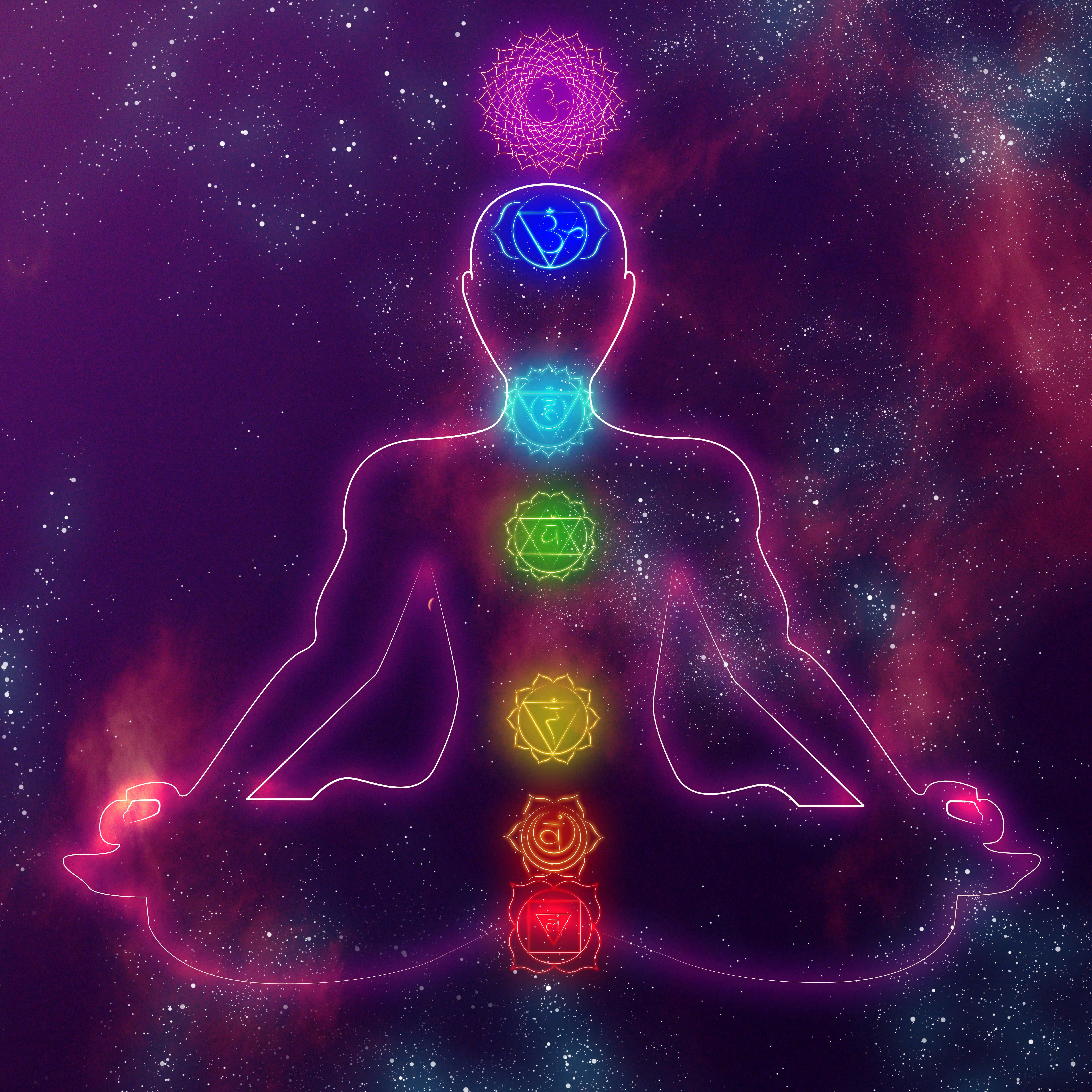guided chakra meditation for beginners