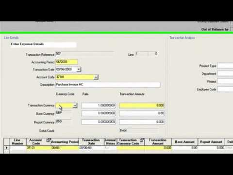 sun system accounting software user guide