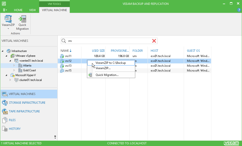 veeam backup and replication 9 administration guide
