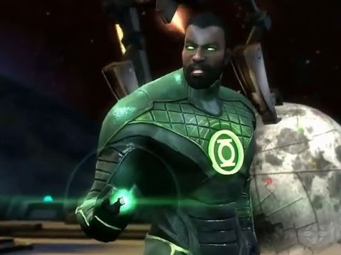 injustice 2 green lantern guide