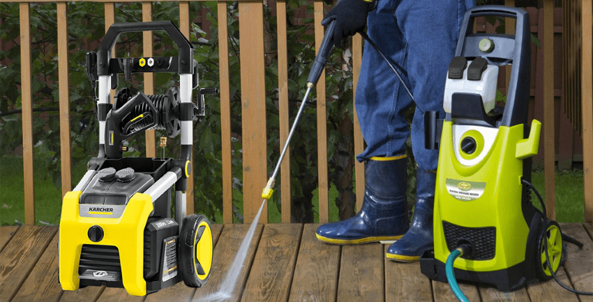 pressure washer buying guide reviews
