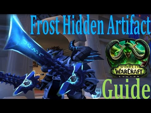 frost dk pvp guide 7.1