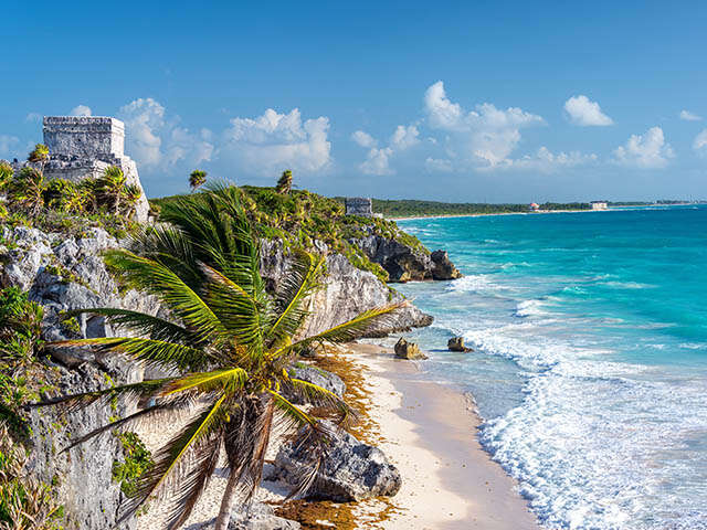 riviera maya travel guide book