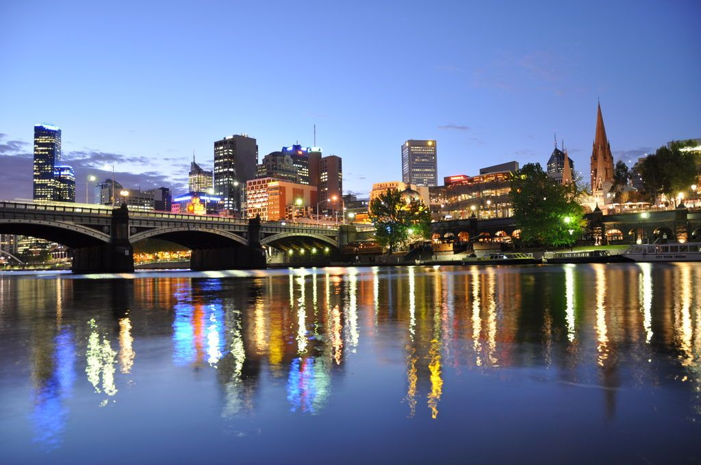 self guided walking tours melbourne