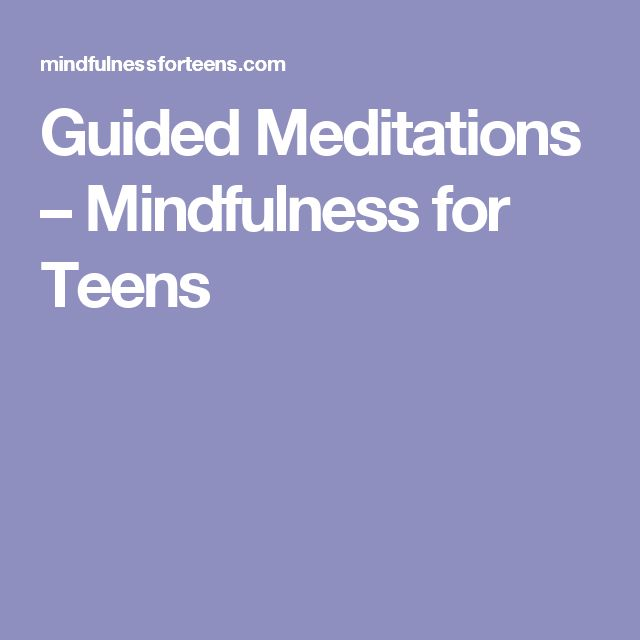 20 minute guided mindfulness meditation