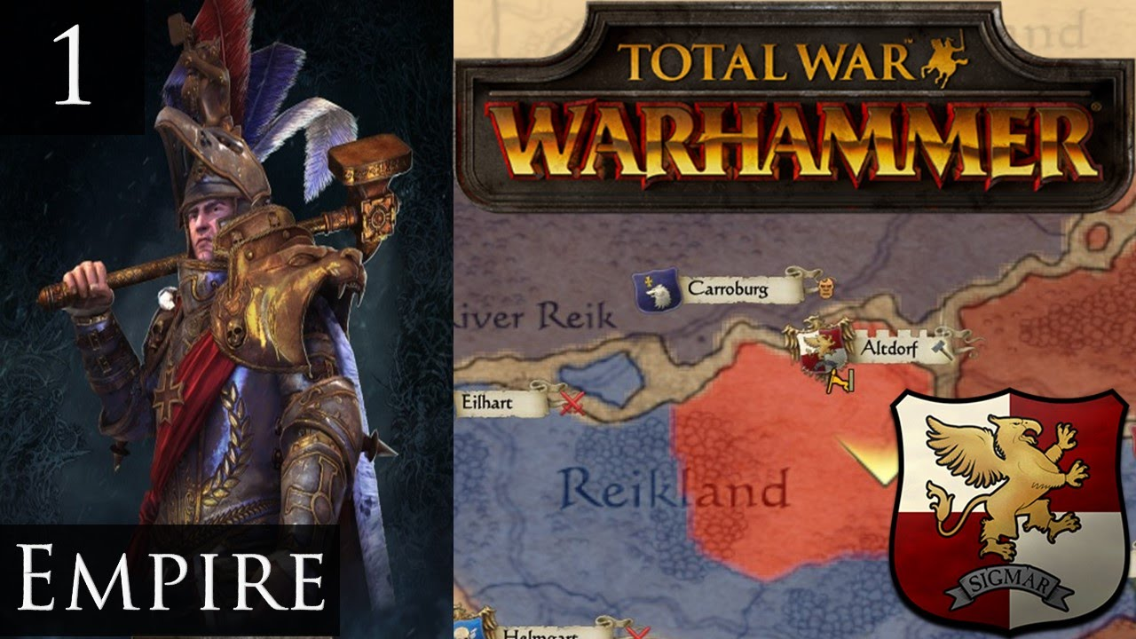 total war warhammer the empire guide