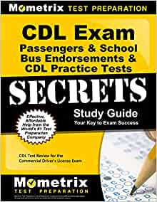 cdl bus driver study guide