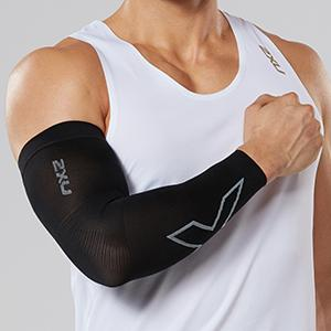2xu compression arm sleeves size guide