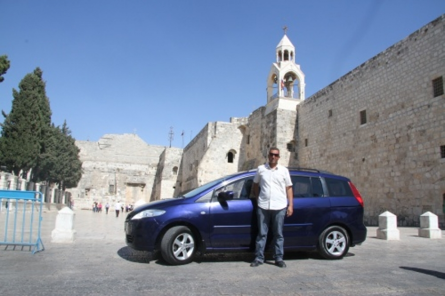 israel private tour guide price