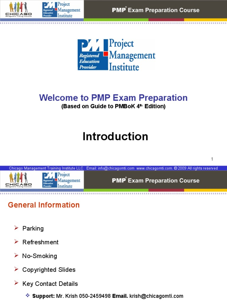 pmbok guide 4th edition download