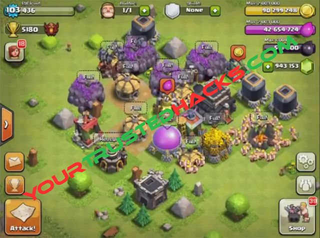 clash of clans cheat guide