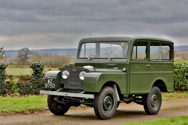 land rover series 2 price guide