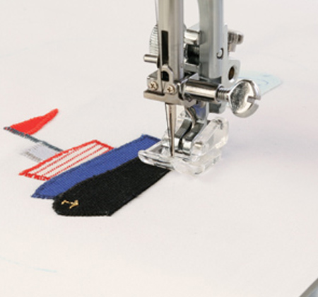 janome sewing machine feet guide