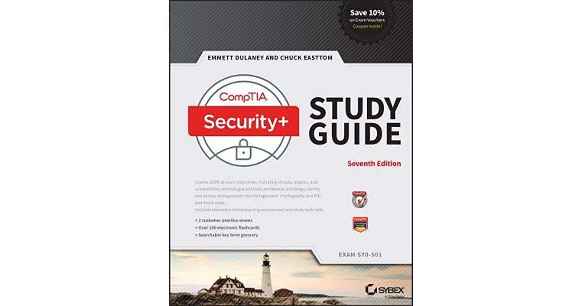 comptia security+ study guide pdf sy0 501