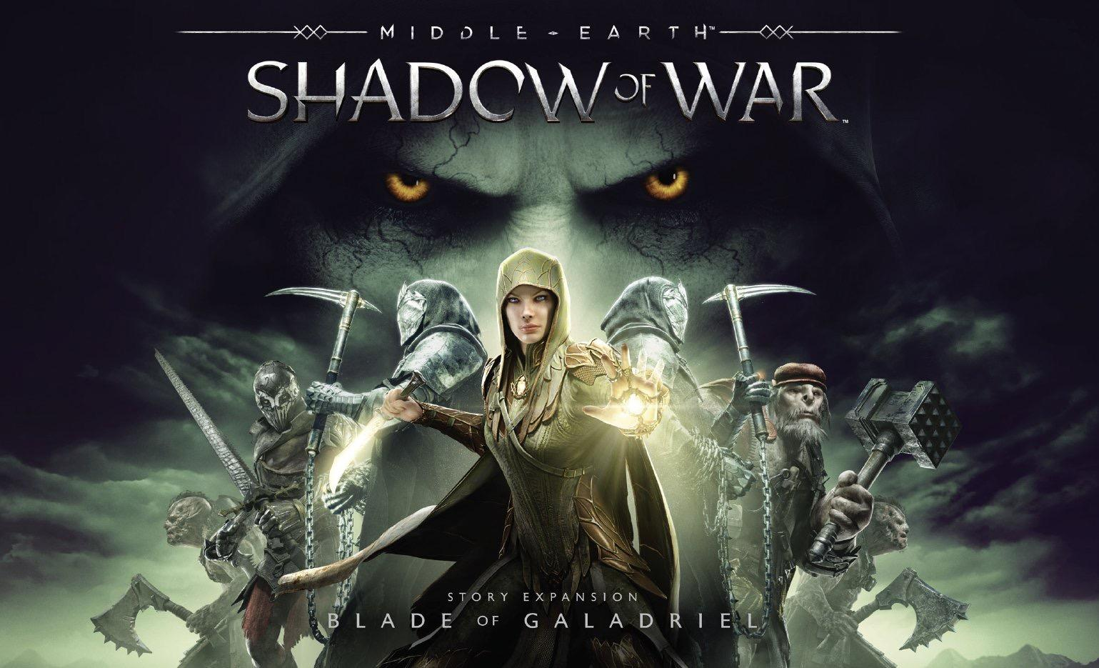 middle earth shadow of war trophy guide