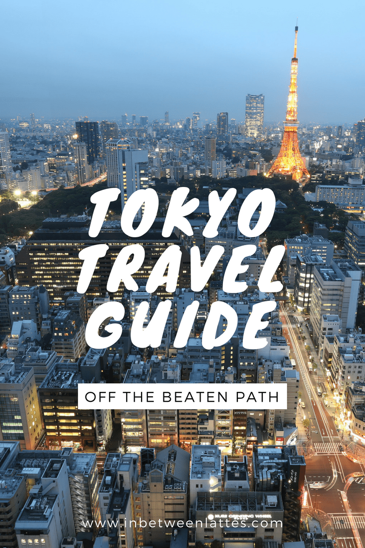 tokyo off the beaten path guide