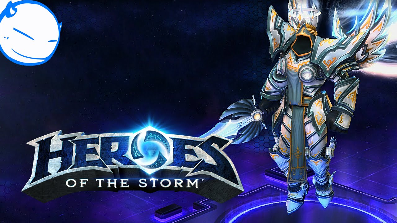 tyrael heroes of the storm guide
