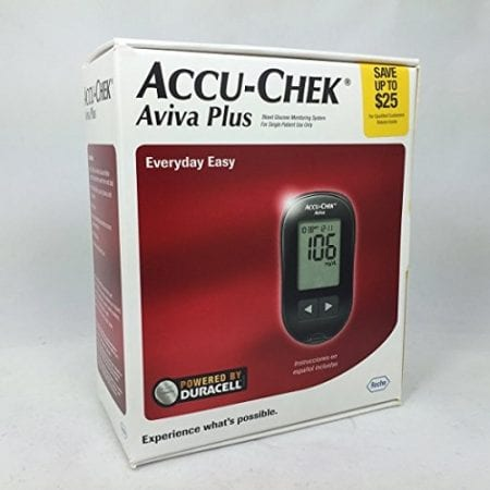 accu chek guide battery life