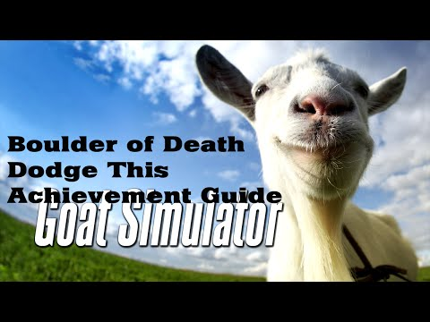 goat simulator ps4 trophy guide