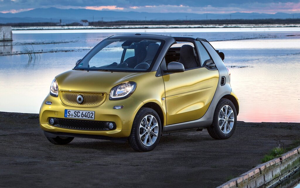 smart car used price guide