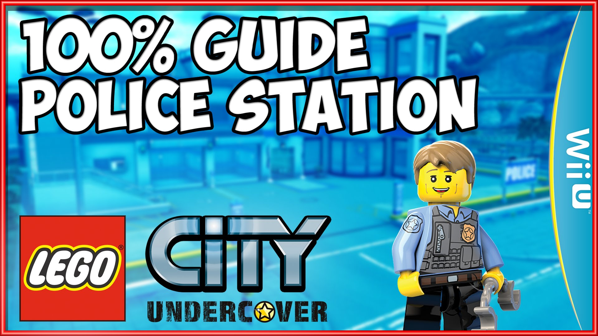 lego city undercover 100 guide games