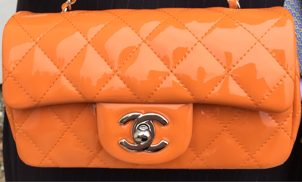 chanel classic flap size guide