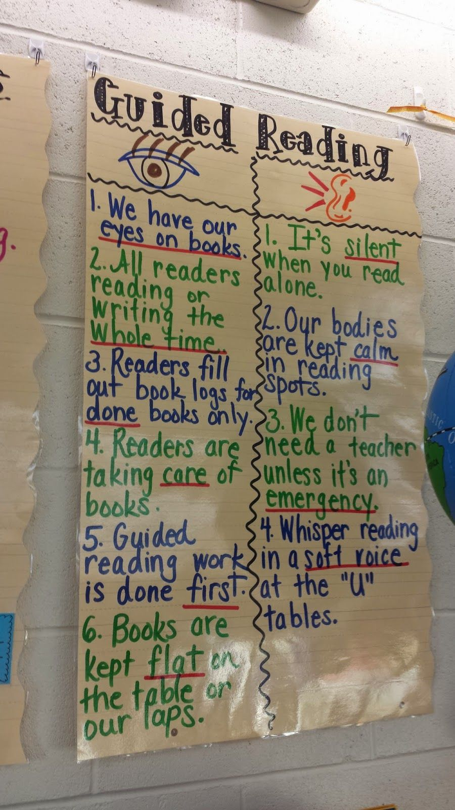 guided reading lessons 2nd grade