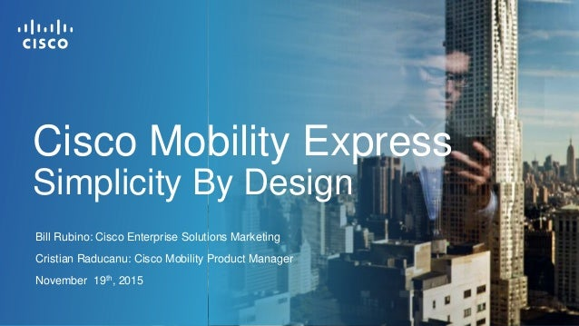 cisco enterprise mobility design guide