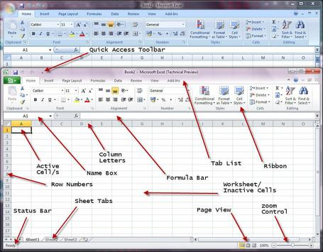 microsoft excel 2010 user guide