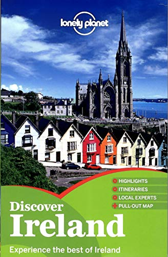 lonely planet ireland travel guide