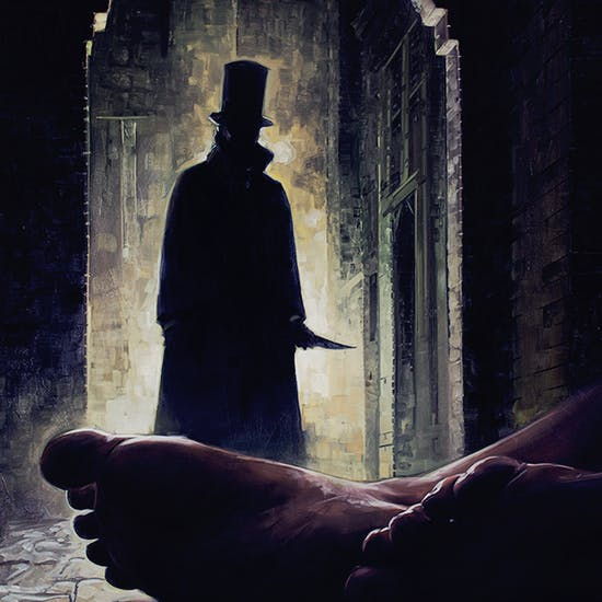 jack the ripper tour guide