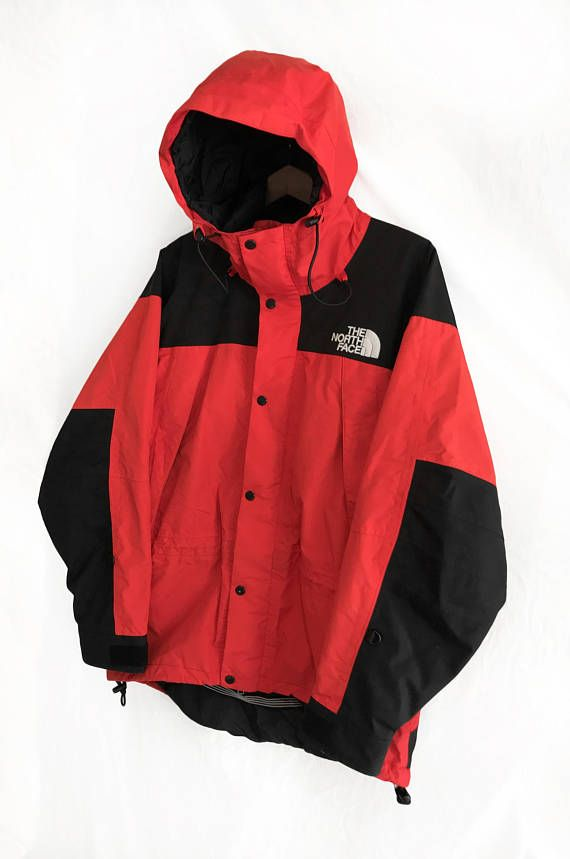 vintage north face mountain guide jacket