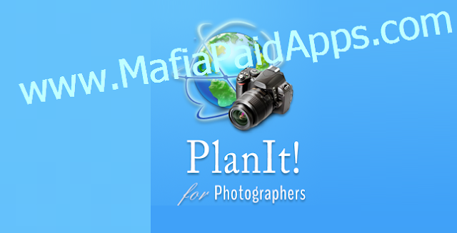 planit for photographers user guide