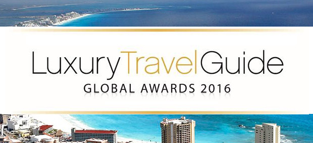 luxury travel guide awards 2018