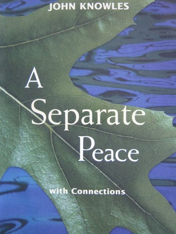 a separate peace study guide answer key
