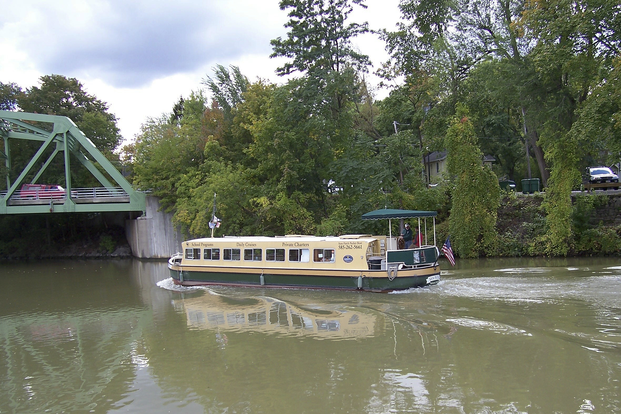 new york state canal system cruising guide