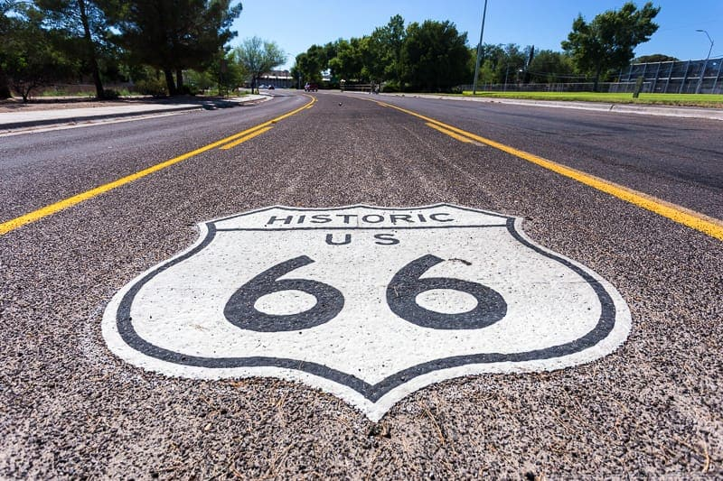 route 66 road trip guide