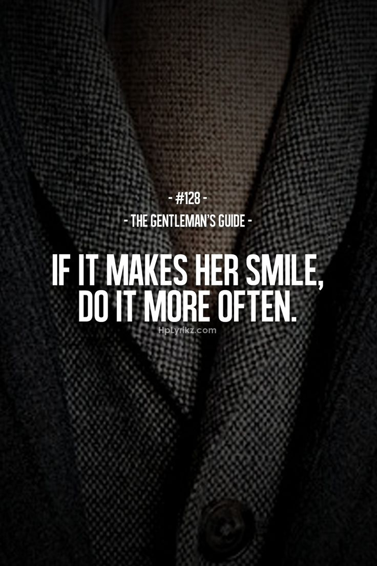 guide to being a gentleman book