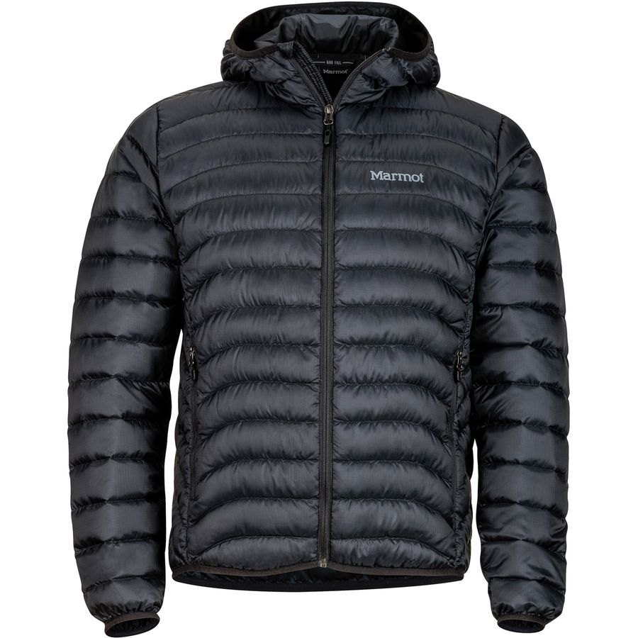 marmot guides down hooded jacket boys