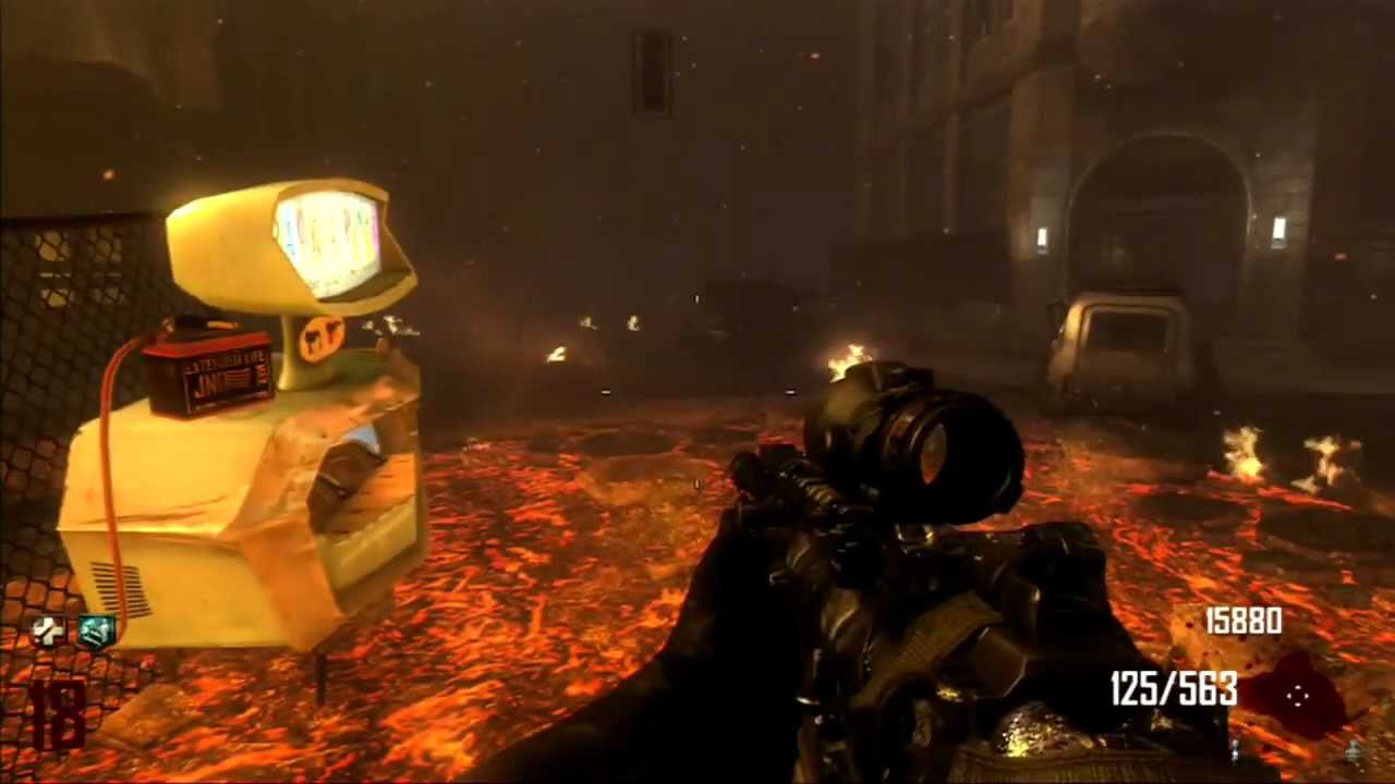 guide zombie black ops 2