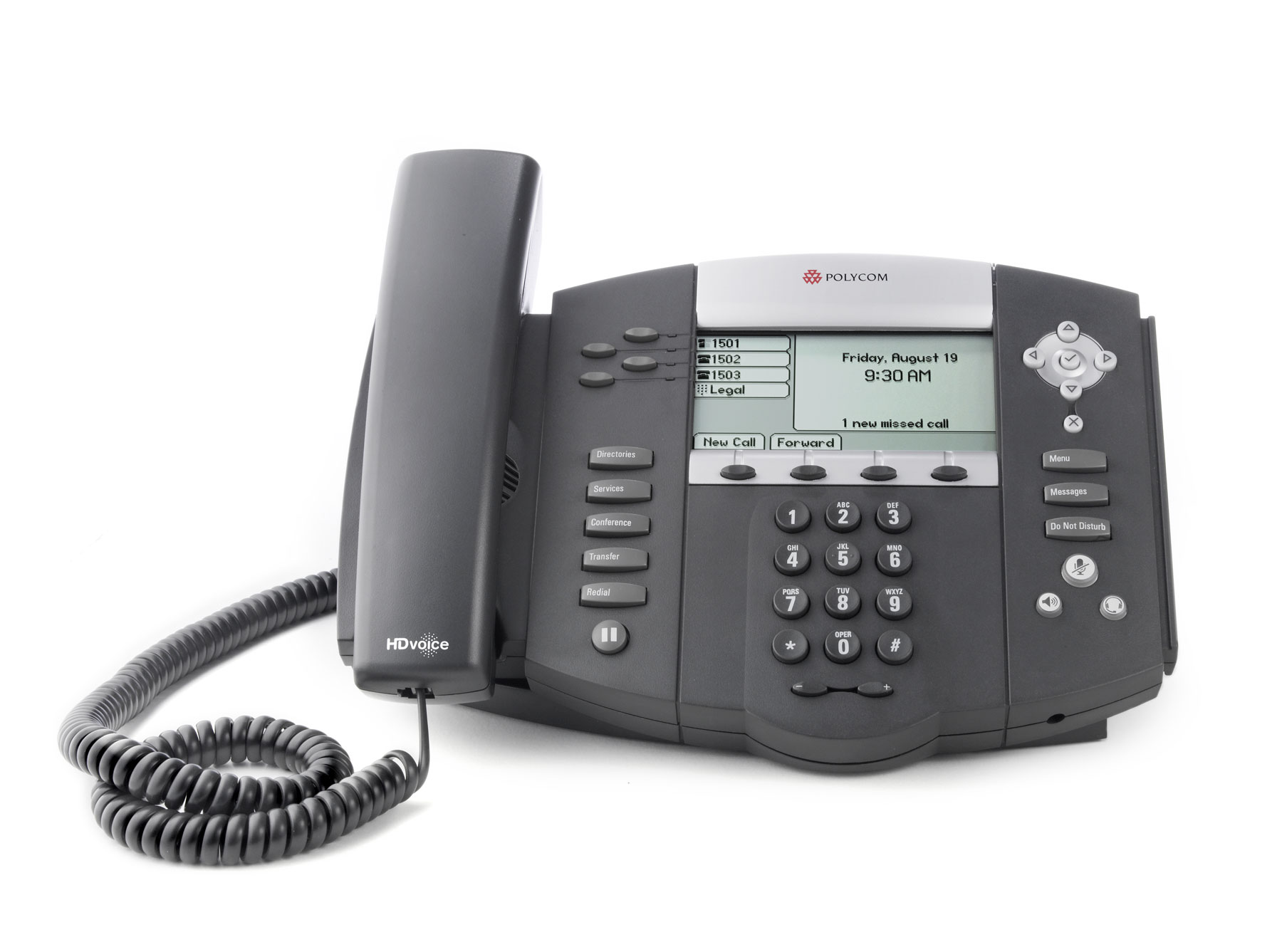 polycom soundpoint ip 550 quick user guide
