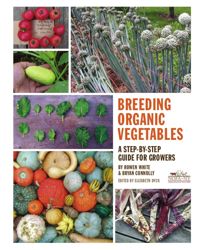 organic vegetable production a complete guide