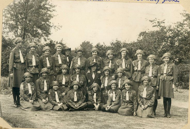 girl guides of canada history