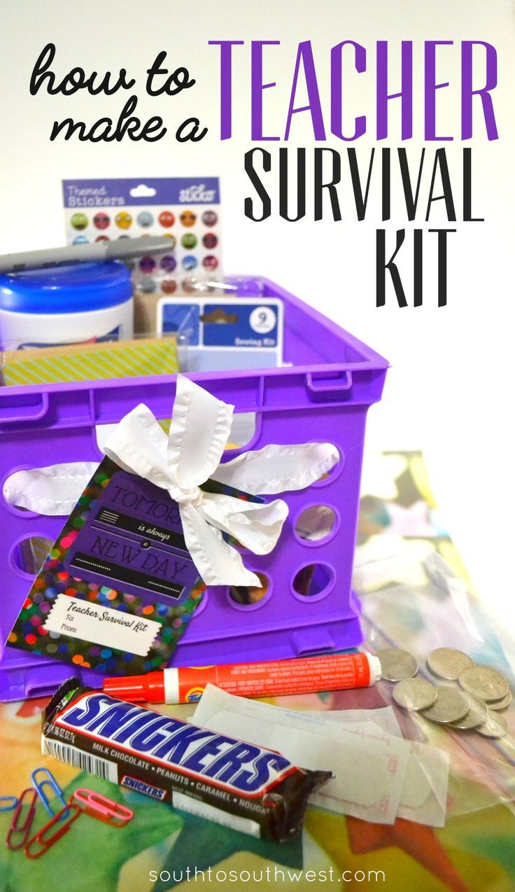 how to make a survival guide for school