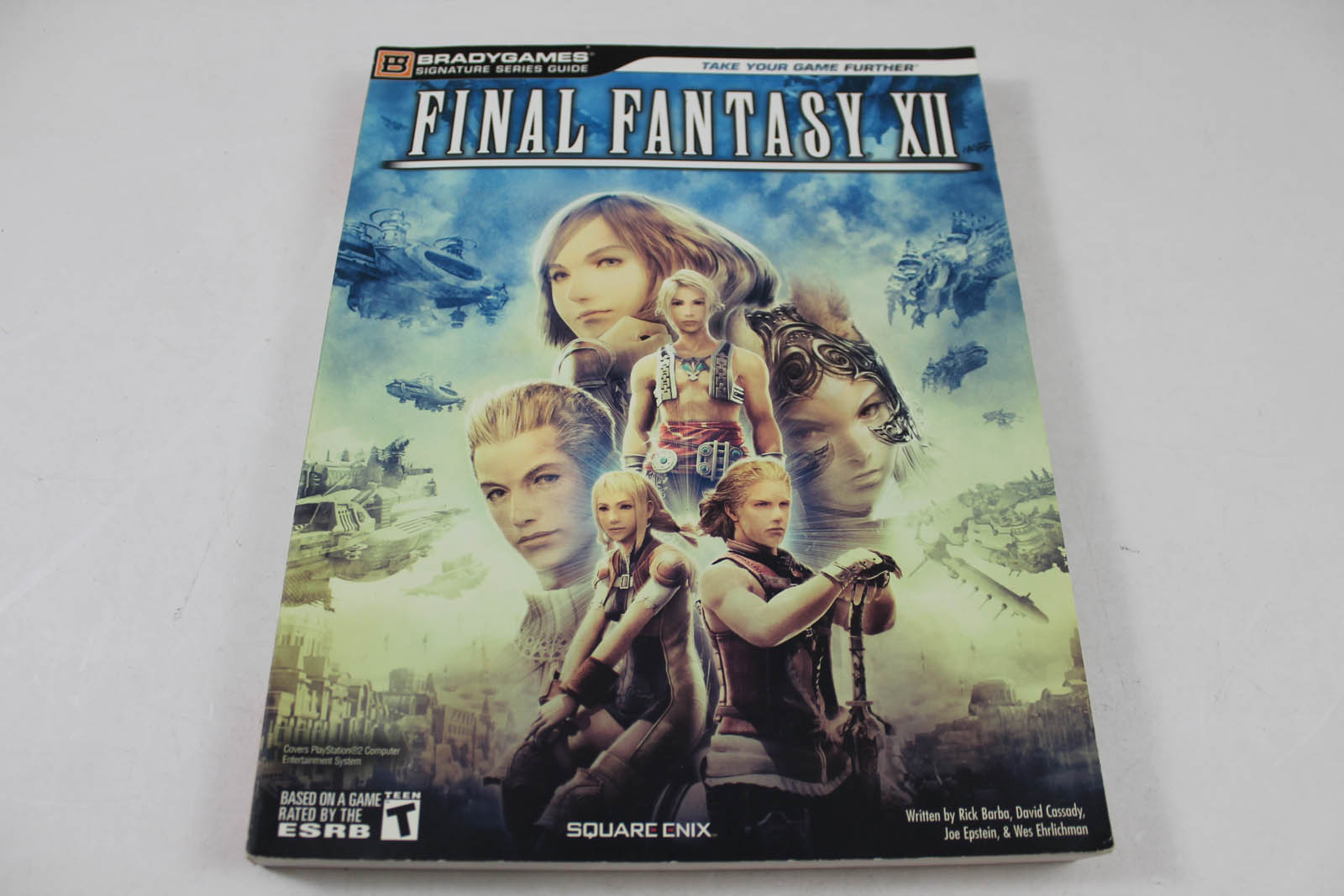 final fantasy 13 game guide
