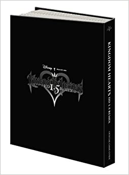 kingdom hearts hd 1.5 remix prima official game guide pdf