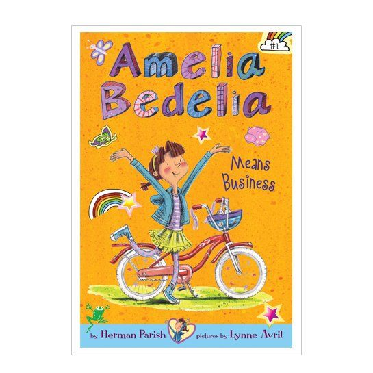 amelia bedelia means business guided reading level