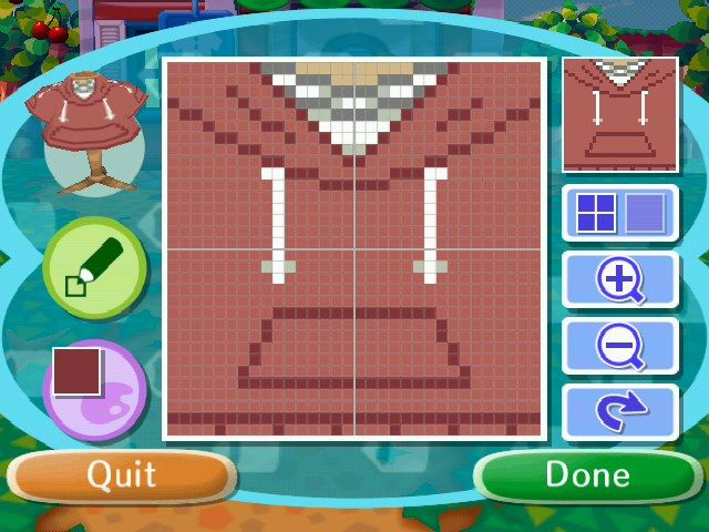 animal crossing new leaf clothing guide