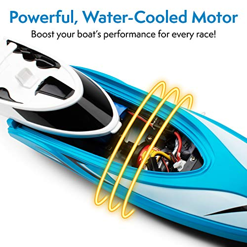rc boat brushless motor guide